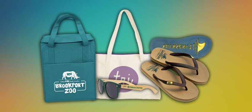 Soak Up The Sun With These 7 Summer Promo Products